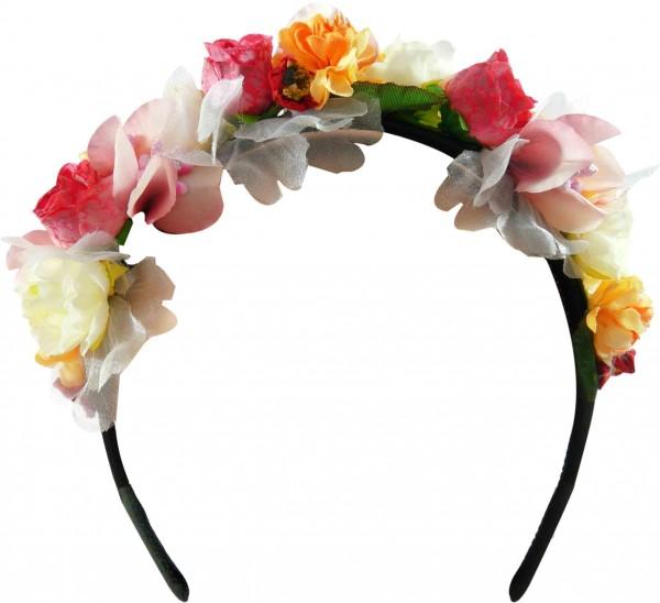 Haarreif Blumen