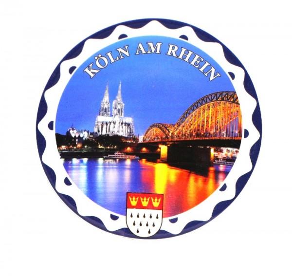 Magnet Teller Köln am Rhein