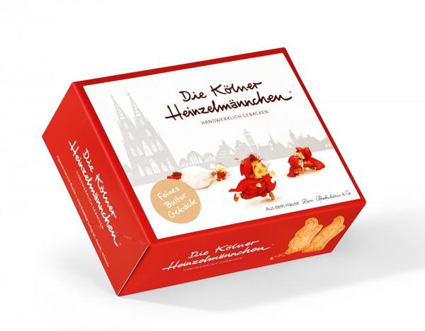 Die Kölner Heinzelmännchen - Buttergebäck in Präsentbox