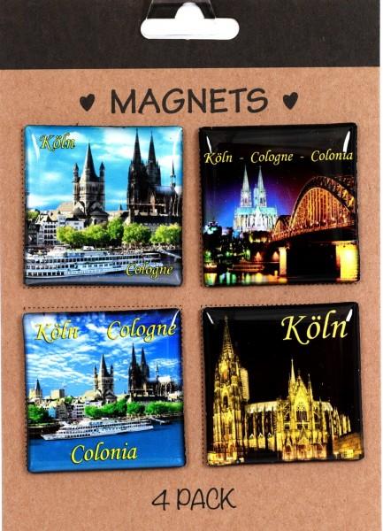 Magnet Set Köln (4 St.)