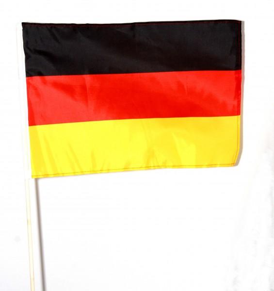 Deutschland-Fahne 30x45 cm