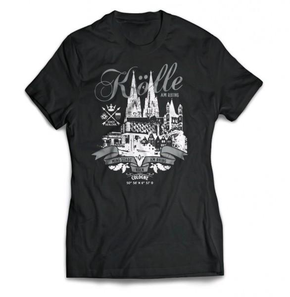T-Shirt Kölle Damen