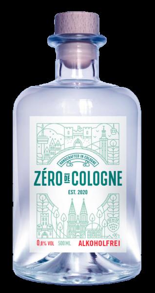 Gin de Cologne Zéro, 500ml
