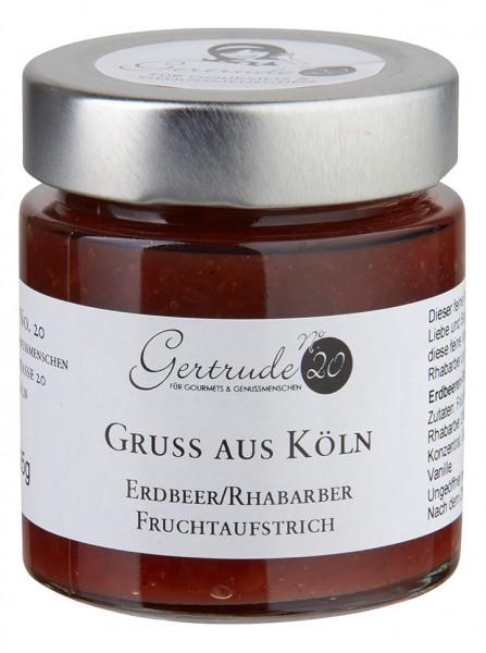 Fruchtaufstrich Gruss aus Köln