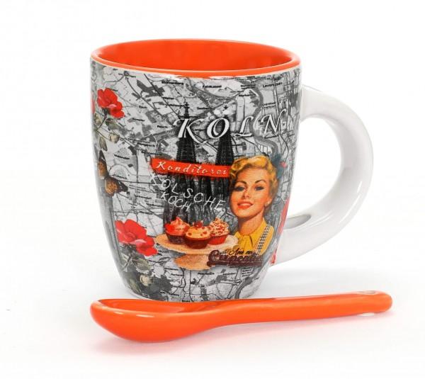 Espressotasse - Cupcake