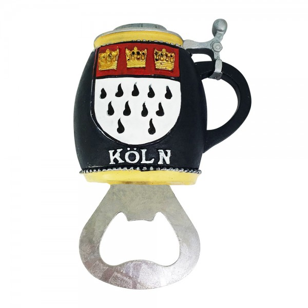 Magnet Flaschenöffner Köln Wappen