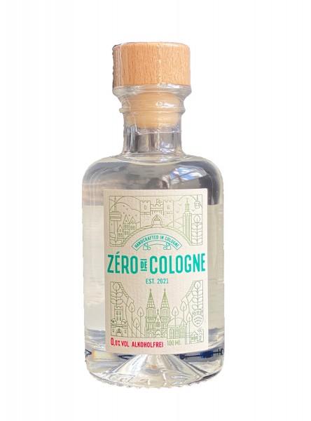 Gin de Cologne Zéro, 100ml