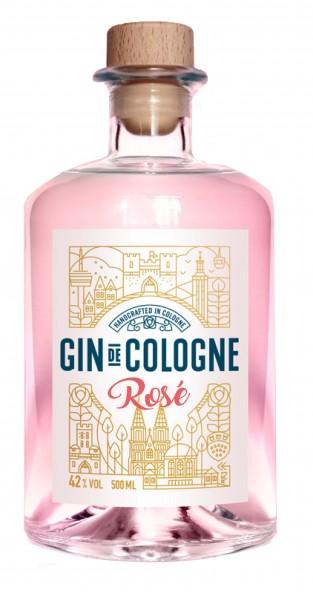 Gin de Cologne Rosé, 500ml