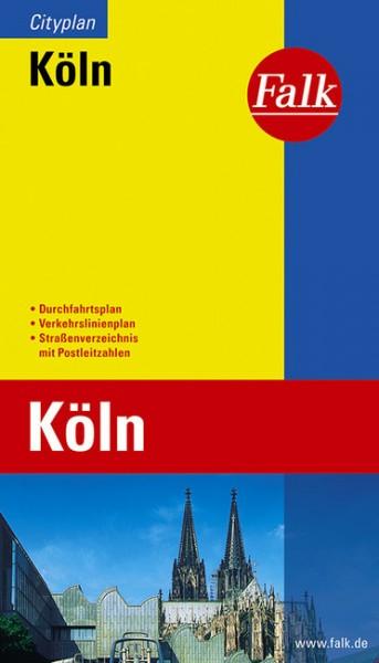 Köln - Falk CityPlan