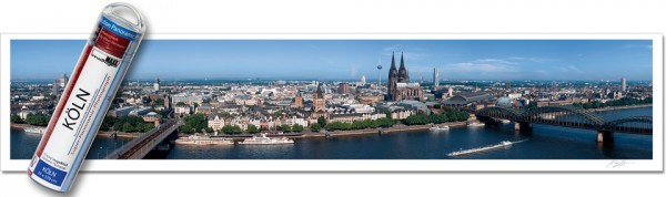 Köln Super-Panoramic-Photograph