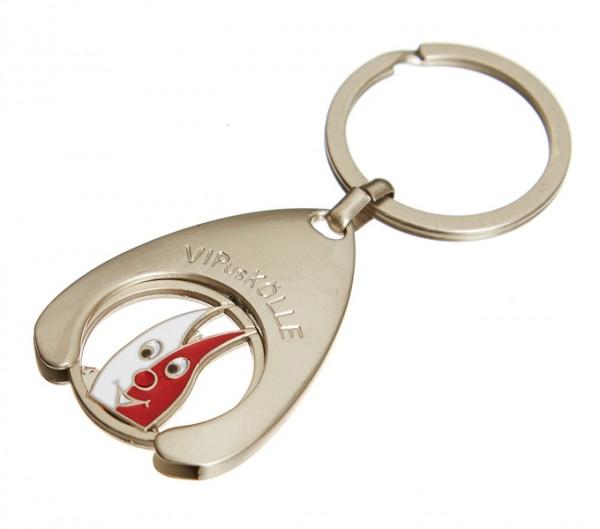 Schlüsselanhänger Chip, Dom