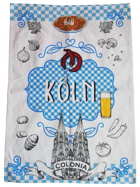 Geschirrtuch Köln