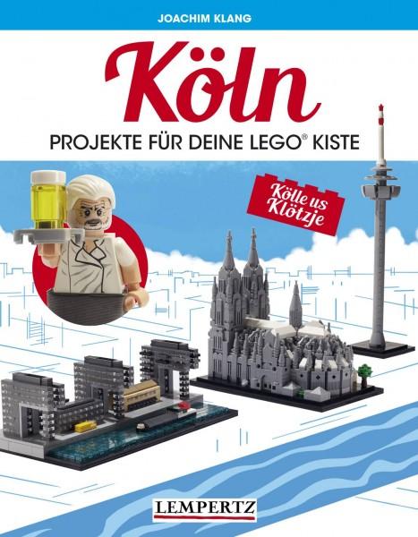 Kölle us Klötzje I Projekte für deine Lego Kiste
