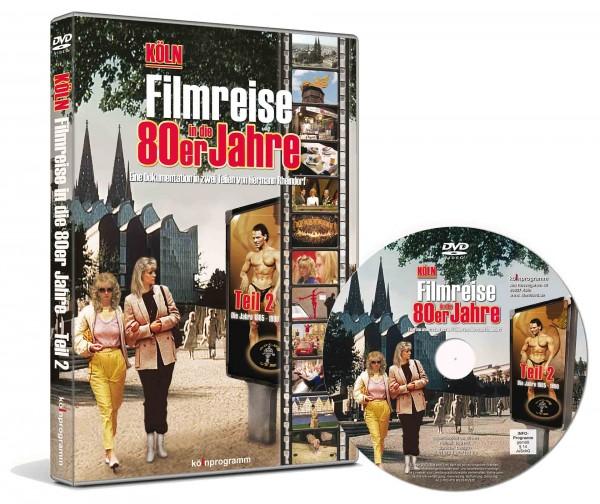 DVD Filmreise in die 80er Jahre Teil 2