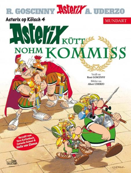 Asterix Mundart Kölsch IV - Asterix kütt nohm Kommiss