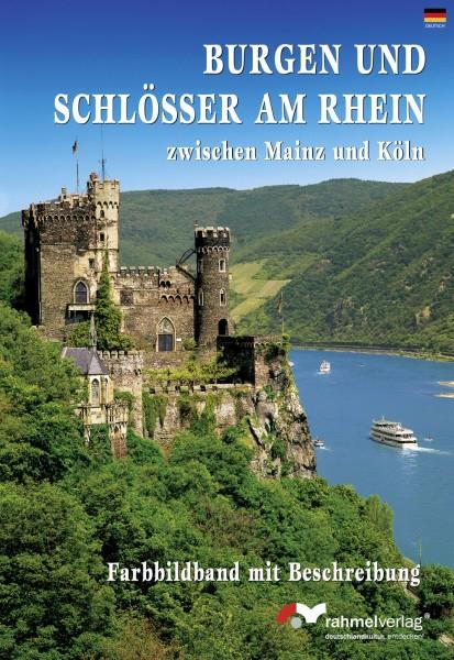 Burgen und Schlösser am Rhein,several languages