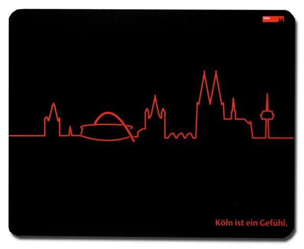 Mousepad Skyline Köln
