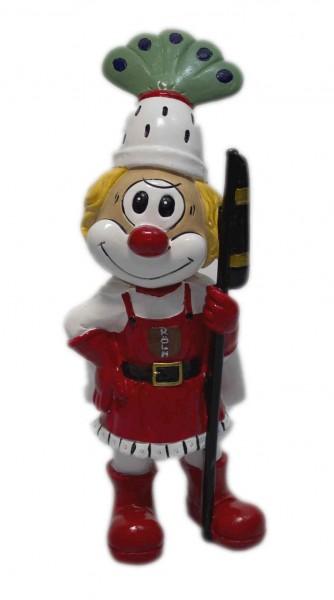 """""""Die Schmitzens"""" Clown Bauer"""