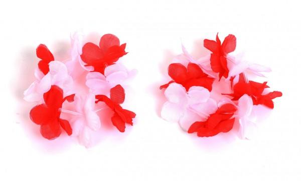 Haar / Armband Blüten