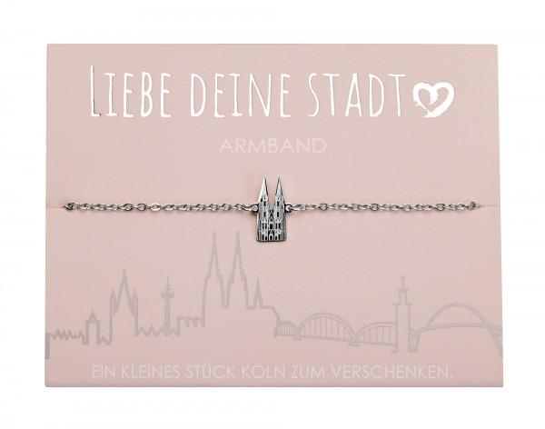 Dom-Armband - Liebe Deine Stadt