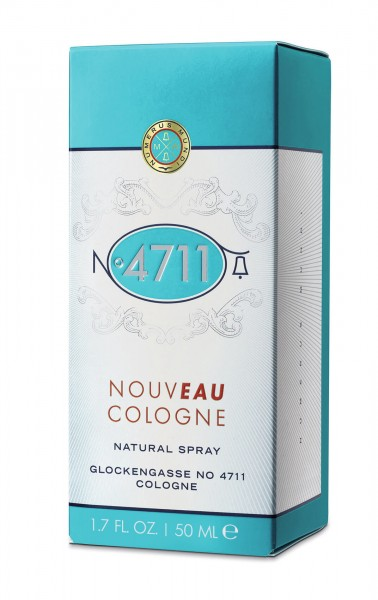 4711 Nouveau Cologne, Natural Spray 50 ml