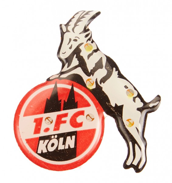 Blinkender Pin 1. FC Köln