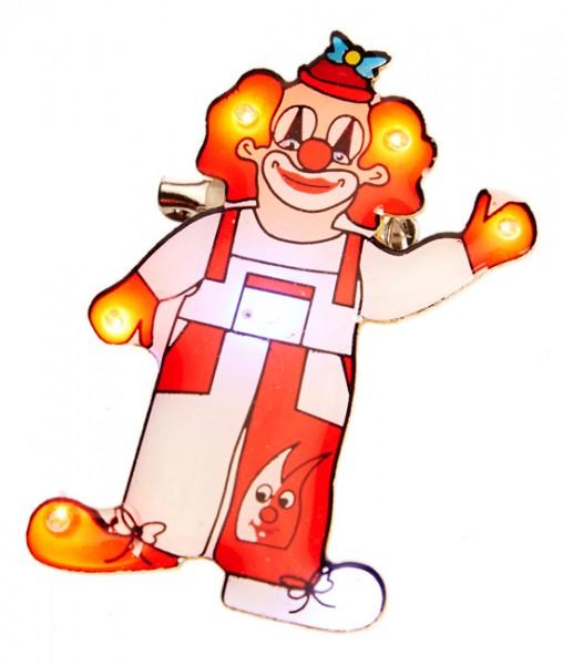 Blinkender Clown-Blinky