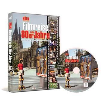 DVD Filmreise in die 80er Jahre Teil 1