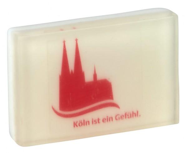 Vegane Köln Seife mit DomWelle