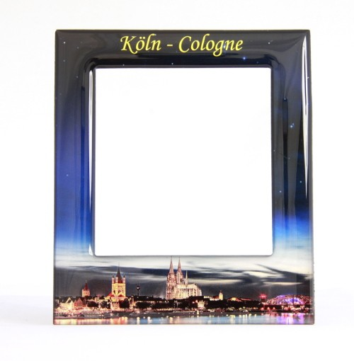 Magnet Bilderrahmen Cologne Nacht