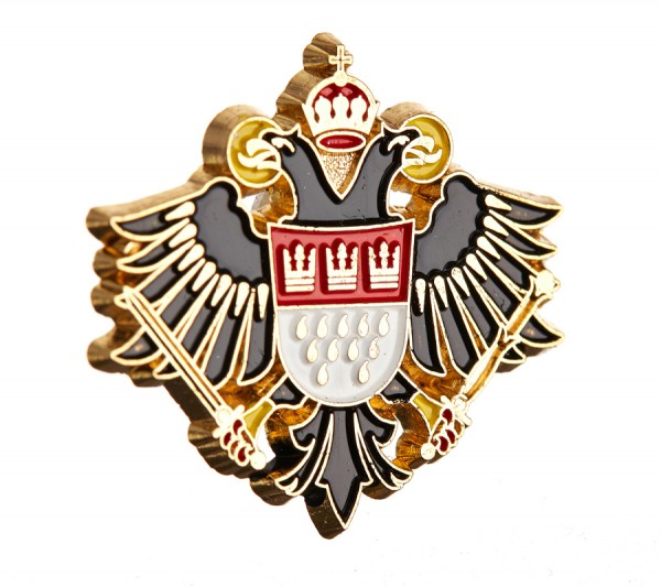 Pin mit dem Kölner Adler