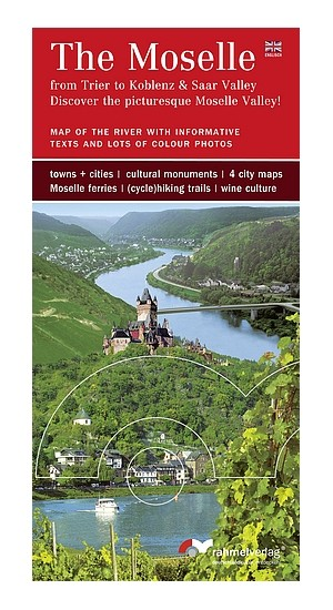 The Moselle, several languages