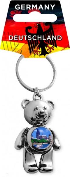 Schlüsselanhänger Bär Dom