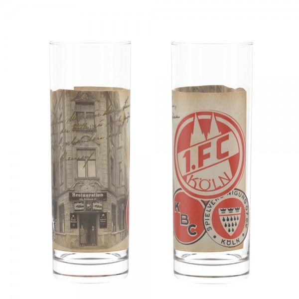 1. FC Köln Kölschglas Limited Edition 10