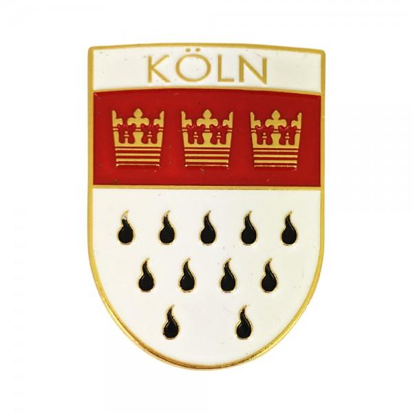 Magnet Kölner Wappen aus Metall