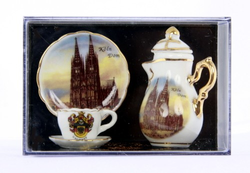 Minikanne-Set Köln