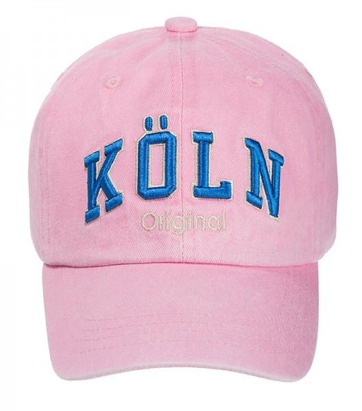 Kinder Cap - Köln Original, rosa
