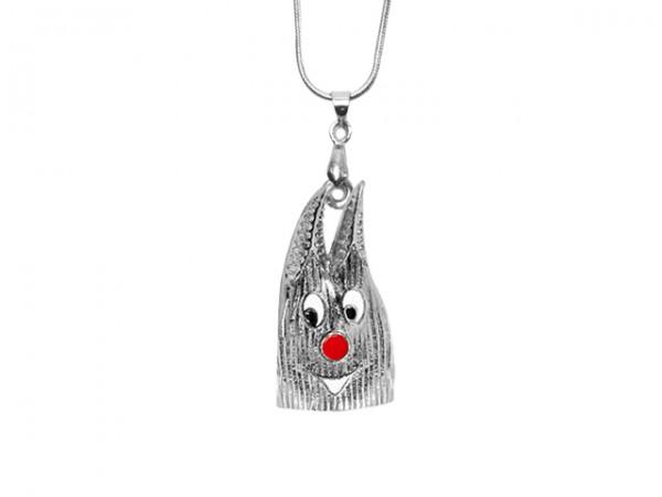 Kölner Dom Halskette, silber