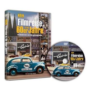 Köln - Filmreise in die 60er Jahre, Teil 2 [DVD]