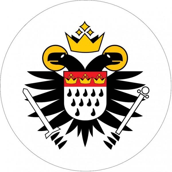 Aufkleber Wappen-Adler