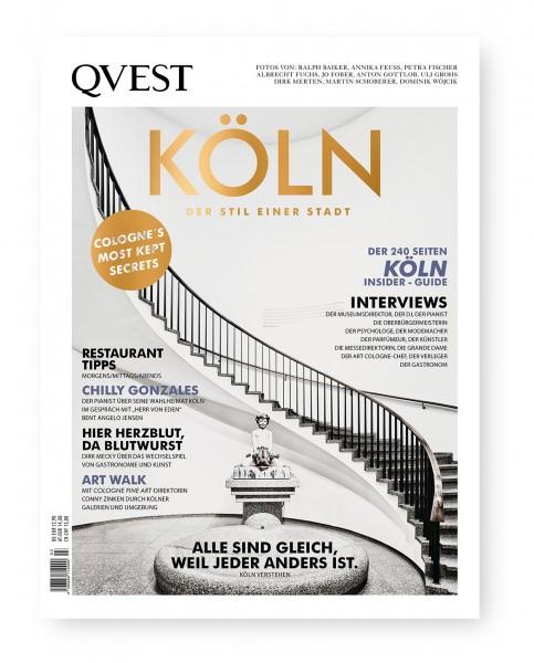 Qvest Magazin Köln