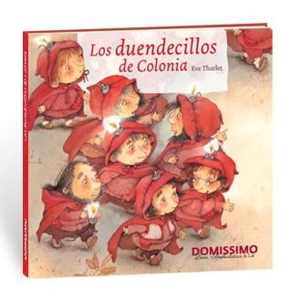 """Die Heinzelmännchen von Köln, spanisch """"Los duendecillos de Colonia"""""""