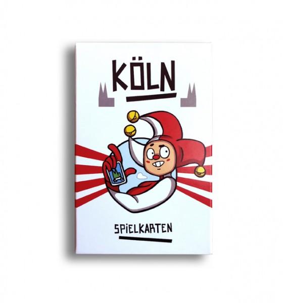 Spielkartenset Köln