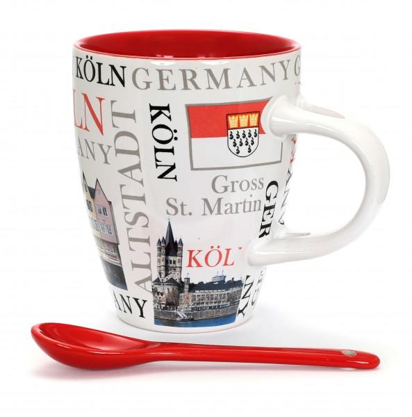 Kaffeetasse - Sehenswürdigkeiten