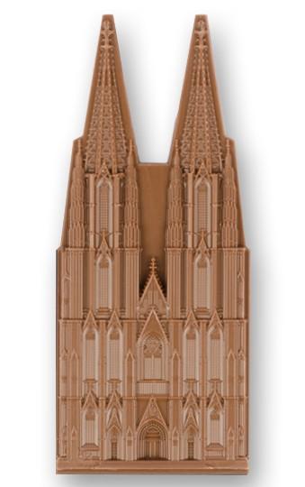 Schokoladentafel Kölner Dom, Vollmilch