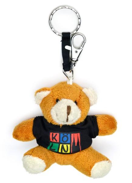 Schlüsselanhänger Köln-Teddy