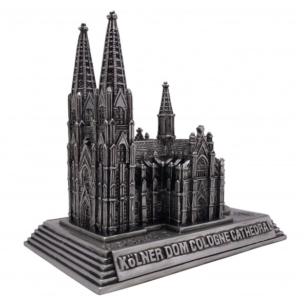 Kölner Dom Modell, 11cm silber