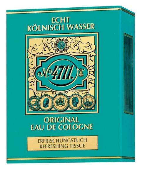 4711 Echt Kölnisch Wasser - Erfrischungstücher