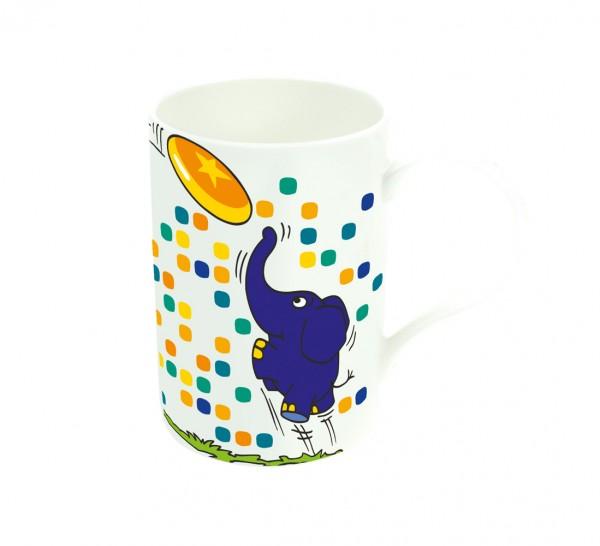 Maus und Elefant - Tasse