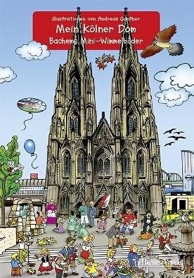 Mini Wimmelbilderbuch Mein Kölner Dom